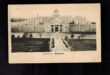 Mint Kingston Canada Penitentiary Prison Postcard Black and White