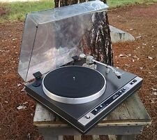 Sony PS-X50 Turntable with MA 3002 Cartridge Very Nice Condition ~Please Read~