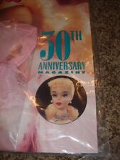 Exclusive Mint Barbie 30th Anniversary Magazine 1989 Pink Dress Outfit Fashion