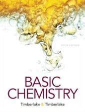 NEW - Basic Chemistry (5th Edition) by Timberlake, Karen C.
