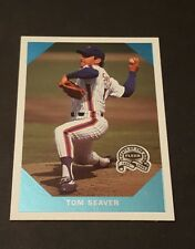2000 Fleer Greats of the Game Tom Seaver Retrospection Collection #4 NM Cond