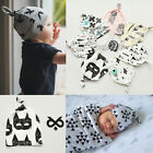 Toddler Kid Girl&Boy Hipster Baby Infant Crochet Knit Knotted Hat Beanie Cap