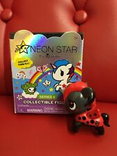 Neon Star By Tokidoki Series 4 Collectible Vinyl Figure: Coccinella
