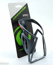 Cannondale Speed C Bicycle Water Bottle Cage Charcoal Grey