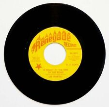 LEE MARTELL Northern Soul DJ PROMO Renegade 1202 / HOUSE BY THE SIDE OF THE ROAD