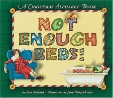 Not Enough Beds!: A Christmas Alphabet Book (Picture Books)-ExLibrary