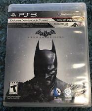 Batman: Arkham Origins for PS3