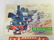 AV363-0,5# Märklin/Marklin Katalog 1967/68 D DM (ohne Gutschein)