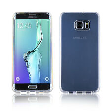 Samsung Galaxy S6 Edge+ Plus Ultra Thin Clear Gel Silicone Case Cover Protector
