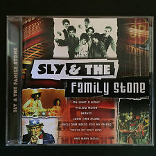 SLY & THE FAMILY STONE Collection CD. Brand New & Sealed