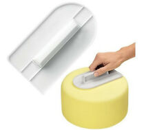 Cake Smoother Polisher Tools Cutter Decorating Fondant Sugarcraft Icing Mold fht