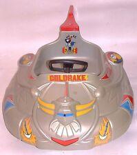 Grandizer Solar Saucer Goldrake Shogun robot peddle car excellent cond fiberglas