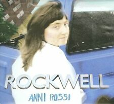 Rockwell 2009 by Anni Rossi . EXLIBRARY *NO CASE DISC ONLY*