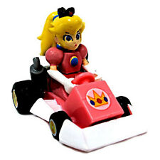 Mario Kart DS - Pull Back Racers - PRINCESS PEACH (1.5 inch) - New