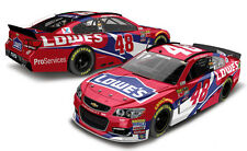 2016 JIMMIE JOHNSON #48 LOWE'S RED VEST 1:64 ACTION NASCAR DIECAST IN STOCK