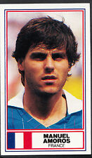 Rothmans Football Card - International Stars - Manuel Amoros - France