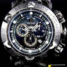 Invicta Subaqua Noma V Industrial Distressed Swiss Black MOP 18179 Watch New