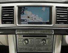 JAGUAR XK / XF LATEST. NAVIGATION SAT NAV UPDATE MAP DISC, CD / DVD 2015 - 2016