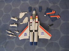 Transformers G1 Starscream 95% complete NICE
