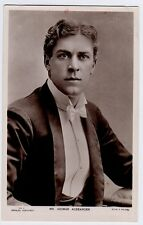 George Alexander - Actor & Theatre Manager Real Photo Beagles Postcard