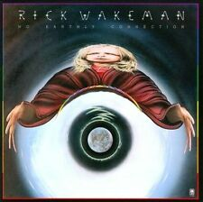 No Earthly Connection by Rick Wakeman (CD, Jan-2013, Real Gone Music)