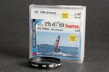 hama UV Filter 390 (0-Haze) M37 37mm E ; gebraucht und Überweisung bitte!