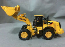 New 982M Wheel Loader Yellow 1/50 DieCast Metal Model Construction Vehicles