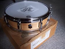 "Leedy 4' x 14"" Natural Maple Snare Drum- classic"