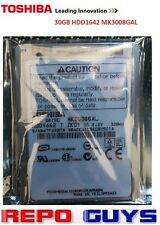 "Genuine Toshiba 1.8"" HDD MK3008GAL 30 GB - fr iPod video 5th 6th Gen macbook air"