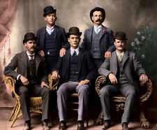 "Butch Cassidy's Wild Bunch 14 x 11"" Photo Print"