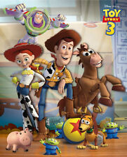 Toy Story 3 Woodie Buzz Toys Official Poster Mini NEW