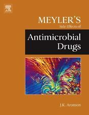 Meyler's Side Effects of Antimicrobial Drugs (Meyler's Side Effects of-ExLibrary