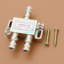 2-Way HDTV Broadband Signal Splitter coaxial cable