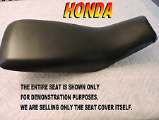 Honda TRX250EX New seat cover 2001-05 TRX 250 Sportrax EX ATV TRX250 Black 910A