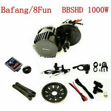 Bafang 8Fun BBSHD Mid Drive Central Motor,48V 1000W Conversion DIY Ebike Kit