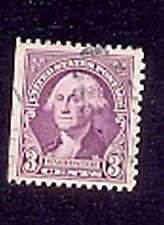 USED STAMP # Z81 USA 3 CENT WASHINGTON