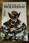 DEATH OF WOLVERINE #3 SANTIAGO VARIANT 1:50 NEAR MINT 2014 1ST PRINT