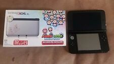 Nintendo 3DS XL Mario & Luigi Dream Team Silver Handheld System
