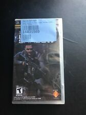 Syphon Filter: Logan's Shadow (Sony PSP, 2007) - European Version