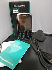 Blackberry Curve 9320 Black Unlocked Smart Mobile Phone