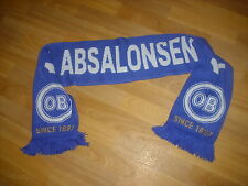 Denmark & OB Legend  ABSALONSEN  no 11  Original Football  SCARF