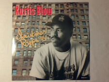 "KURTIS BLOW Christmas rappin' 95 12"" FRANCE UNIQUE COME NUOVO LIKE NEW!!!"