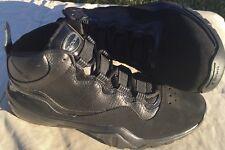 New NIKE ZOOM PHENOM 2008 Basketball Shoes All Black Brandon Roy Rudy Gay Model