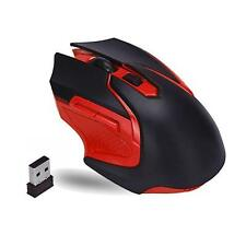 3200DPI 2.4GHz Optical Wireless Gaming Mouse Mice For Computer PC Desktop Laptop