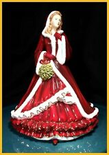ROYAL DOULTON PRETTY LADIES CHRISTMAS WISH HN5429 CHRISTMAS DAY 2011 NEW BOXED