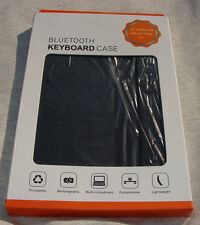 MoKo Samsung Galaxy Tab A 10.1 Bluetooth Keyboard Cover Case, Black NEW!!