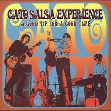 NEW - A Good Tip for a Good Time by Cato Salsa Experience