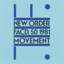 NEW ORDER MOVEMENT NEW SEALED VINYL LP IN STOCK