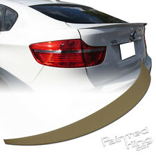 SHIP FROM LA! BMW E71 X6-series P Type Boot Trunk Spoiler Rear Wing 2008-2014