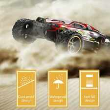 Electric High Speed Remote Control Off Road Car Waterproof Electronics 33+MPH